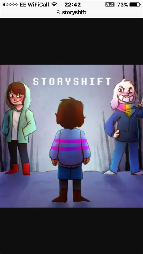 Storyshift Chara x Reader - Ok now we have two stories to