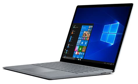 Microsoft Surface Laptop with 13
