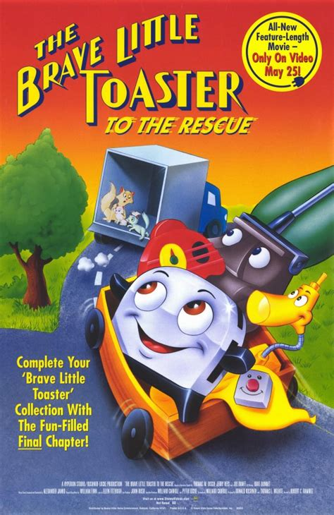 The Brave Little Toaster to the Rescue   Disney Wiki   Fandom