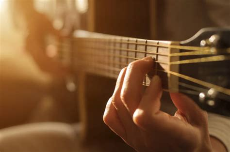 Acoustic Guitar Stock Photos, Pictures & Royalty-Free