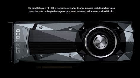 Nvidia's 'Founders Edition' graphics cards have been