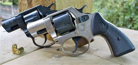 ROHM (RÖHM) RG-88 and RG-59 Blank Pistol Full Review
