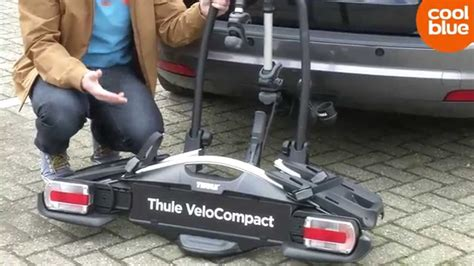 Thule Velocompact fietsdrager productvideo (NL/BE) - YouTube