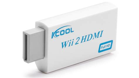 Connect Your Wii to Your 4K TV with This Handy Adapter
