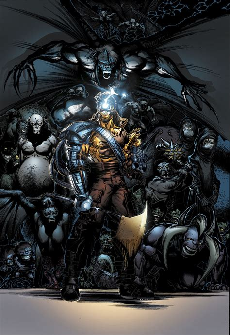 Wetworks - Image Comics Database - Spawn, Top Cow
