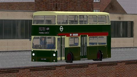 OMSI 2 Leyland DMS Beta Review 60s Map (Download) - YouTube