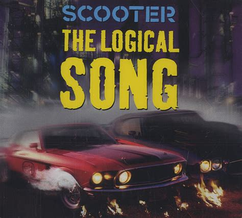 """Scooter The Logical Song UK CD single (CD5 / 5"""") (216749)"""
