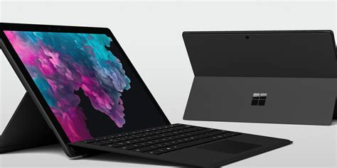 Microsoft Announced Surface Pro 6,Surface Laptop 2 and