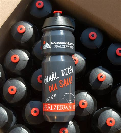 Trinkflasche – Trail Guides