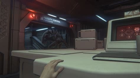 Alien Isolation: 31 Images That Show Us The Terror in This