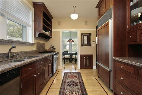 What You Need To Know When Designing A Galley Kitchen