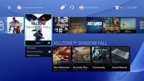 The Operating System   PlayStation 4 Review   Polygon