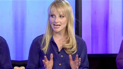 Melissa Rauch Reveals Who Inspired Bernadettes Voice on