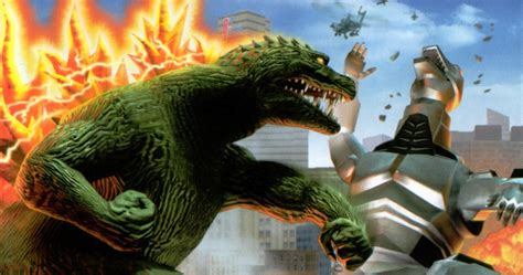 Godzilla: Destroy All Monsters Melee Needs To Come Back