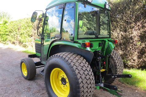 For Sale: John Deere 4700 Tractor (PIL3225) | Pitchcare