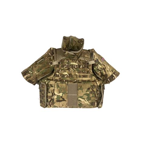 British Army Osprey MK IVA Body Armour Vest, MTP @ Outdoors