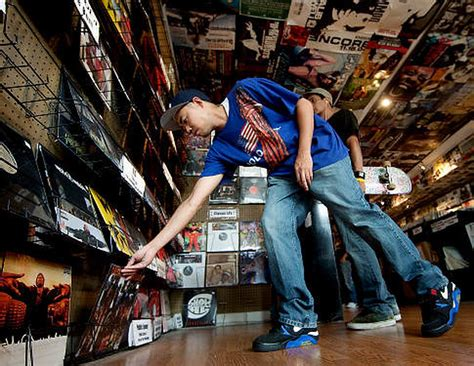 'Last Stop for Hip-Hop' store Fat Beats to shutter due to