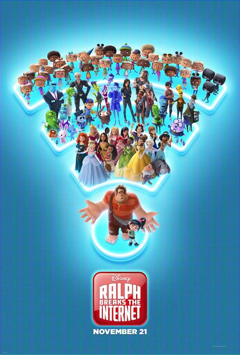 Trailer: 'Ralph Breaks the Internet' Goes Off the Track