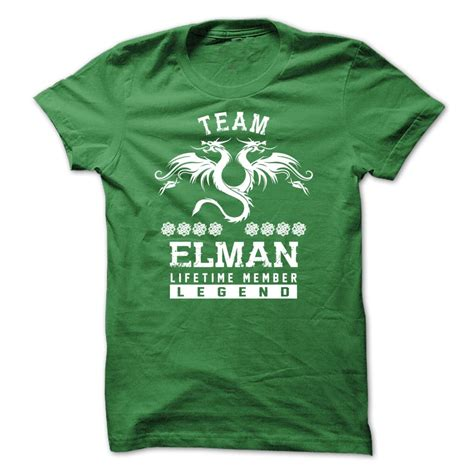 [Top tshirt name meaning] SPECIAL ELMAN Life time member