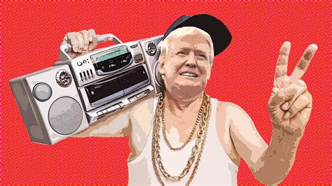 Why Do Rappers Idolize Noted Racist Donald Trump?