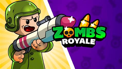 Play Zombs Royale 🕹️   Online & Unblocked   GamePix